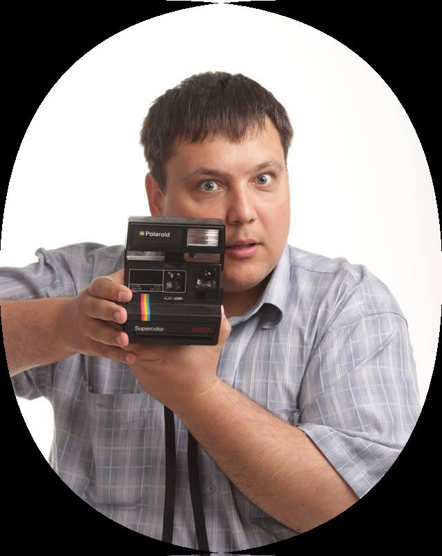 george selfie